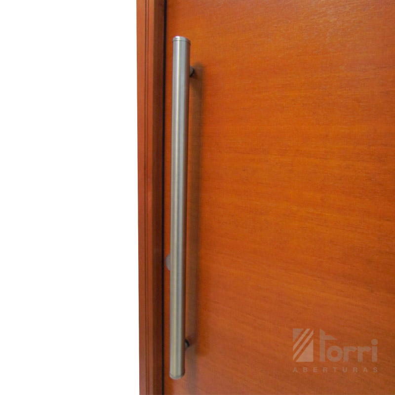 Oferta puerta madera oblak modelo 1200 cedro de 080 for Puertas de madera en oferta
