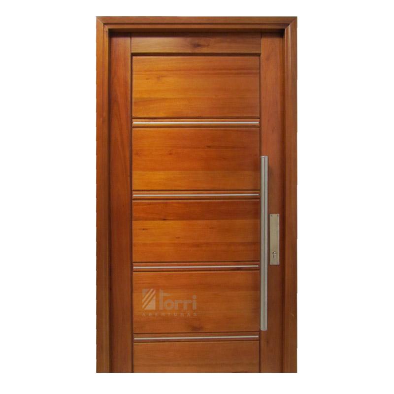 puerta madera oblak tekna 1309 de 080 x 200 cedro