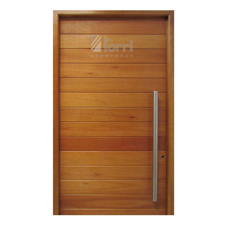 Puerta madera oblak modelo 2331 de 090 x 200 aberturas torri for Puertas de madera en concepcion