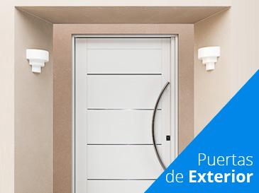 puertas de exterioren madera chapa y aluminiover ms