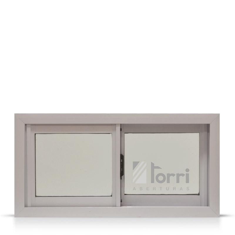 Ventanas de aluminio línea Herrero – Aberturas Torri