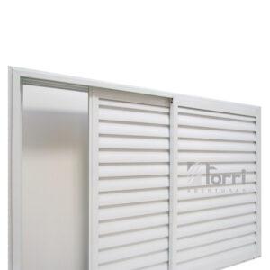 Ventanas aluminio aberturas torri - Celosia de aluminio ...