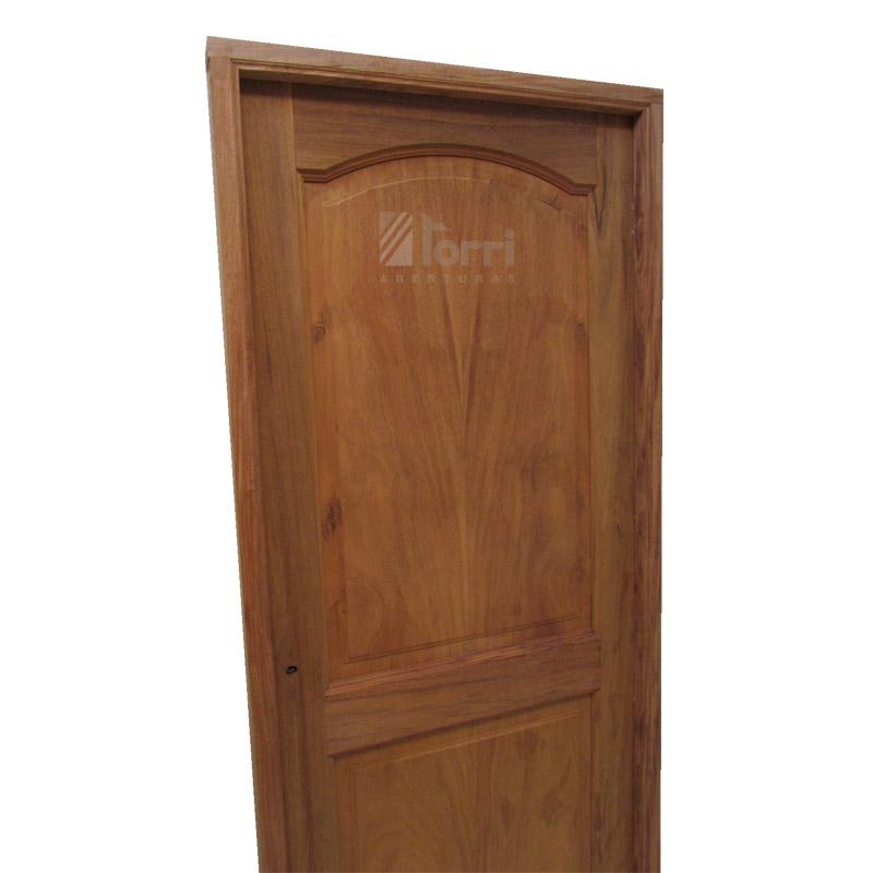 puerta madera timbo modelo tableros rectos de