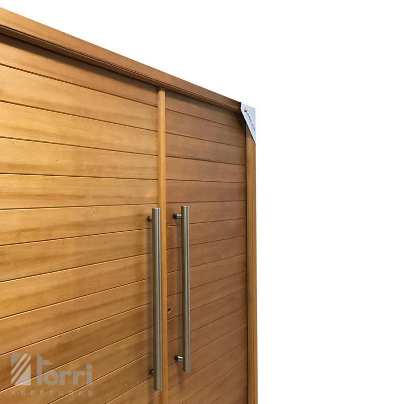 Puerta doble madera oblak modelo 2331 de 160 200 for Puerta doble madera